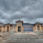 Rivers Bend Gated Patio Home community nestled up next to the boise River