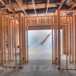 Sitka framed, Electrical, Ruff plumbing, ready for insulation and sheetrock