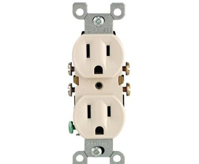 15 Amp outlet