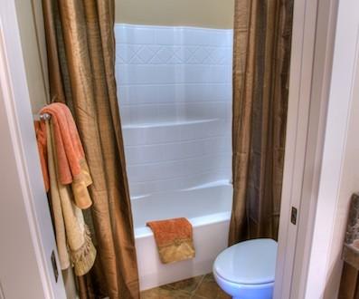 Guest Shower Standard
