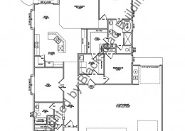 Bayberry 2200 Floor Plan copyrighted copy