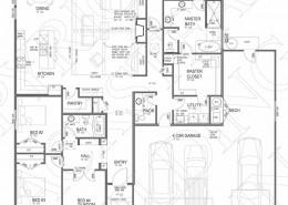 Juneau floor plan
