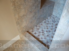 Tile Set Showers