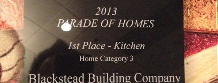 1st Place - Kitchen