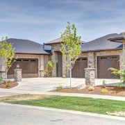 Payette Model, Rivers Bend, Gated, Private Community,