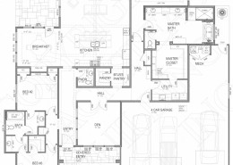 Pinecrest Floor Plan 69-1
