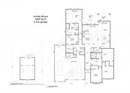 SWOR 12-7 Juneau Bonus Floor Plan